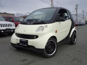 2005 Smart fortwo pure
