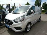 2021 FORD TRANSIT CUSTOM 2.0TDCi ( 130PS ) ( EU6 ) 280 L1H1 Limited
