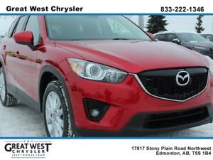 2014 Mazda CX-5 GT**AWD**Remote Start**Leather Seats**Heated Fro