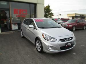 2012 HYUNDAI ACCENT HATCHBACK LOADED!!!!!!