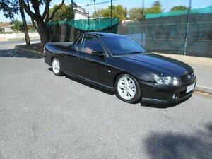 2003 Holden Ute VY SS Black 6 Speed Manual Utility Somerton Park Holdfast Bay Preview