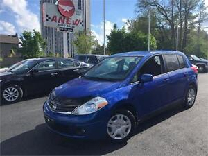 2012 Nissan Versa 1.8 S CERTIFIED - AC Blows Ice Cold Runs Great