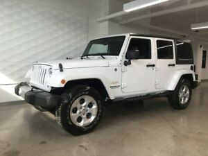 2014 Jeep Wrangler Unlimited Sahara,Navigation, Alpine sound, 2