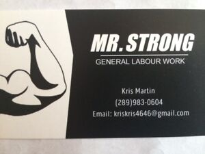 MR. STRONG GENERAL LABOUR