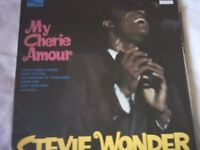 Vinyl LP Stevie Wonder My Cherie Amour Tamla Motown STML 11128