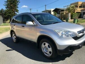 2007 Honda CR-V MY07 (4x4) Silver 5 Speed Automatic Wagon Southport Gold Coast City Preview