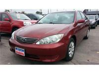 2005 Toyota CAMRY LE  AUTO, Only 140km!! 4cyl