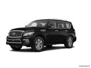 Infiniti QX80 for Lease Takeover
