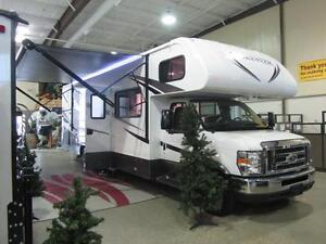 2017 31 FT FOREST RIVER RV FORESTER 3051S FORD CLASS C MOTORHOME