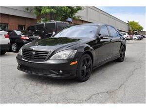 2009 Mercedes-Benz S-Class S550 4MATIC, DISTRONIC+, NIGHT VISION