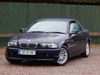 2002 V BMW 3 SERIES 2.0 318CI 2D 141 BHP
