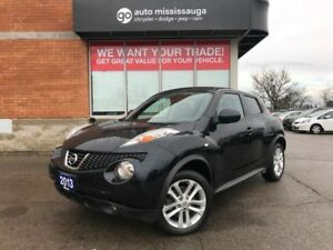 2013 Nissan Juke SL | Bluetooth | Heated Seats | Fog Lights