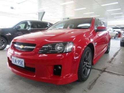 2007 Holden Commodore VE SS Sting Red 6 Speed Automatic Sedan