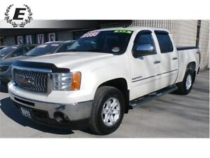 2012 GMC Sierra 1500 SLE CREW CAB 4X4 WITH LEATHER