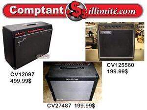 Amplificateurs de guitare disponible chez Comptant illimite.com