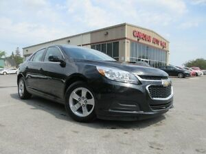 2015 Chevrolet Malibu 1LT, ALLOYS, A/C, 51K!