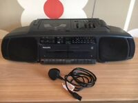 Philips Large Stereo Radio Loud and Beautiful High Quality Sound. LW. SW. FM. AM.