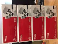 New - Canon set of 4 ink cartridges