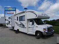 Motorhome Rental (Available August 14-October)