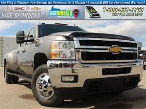 2013 Chevrolet Silverado 3500HD LTZ 6.6L | Dually | PST Paid
