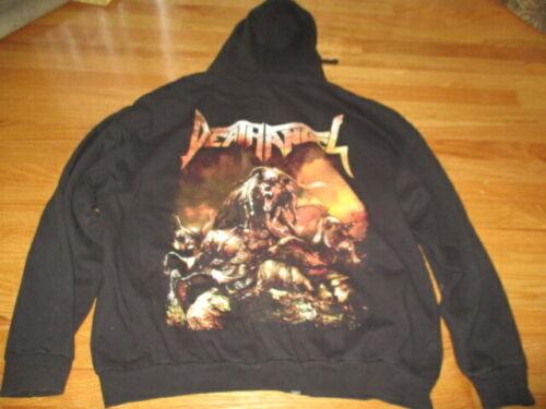 American Thrash Metal Band DEATH ANGEL (3XL) Hooded Sweatshirt