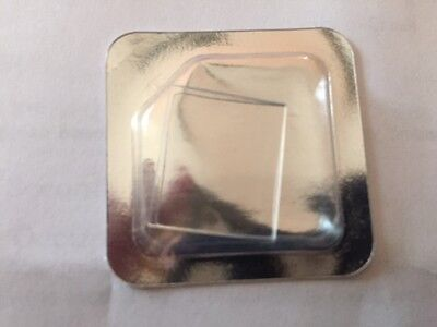 Authentic Cartier Tank LC GM Mineral Crystal 18 x 20 Part 17205143