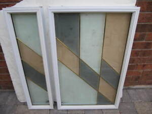 Glass Window & Sidelight Glass Inserts for Exterior Door
