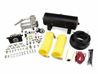 For Chevrolet C10 Pickup Suspension Air Compressor Kit Air Lift 74391BW