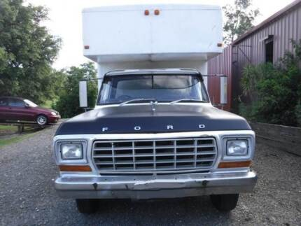 1980 FORD F350 PANTEC STYLE