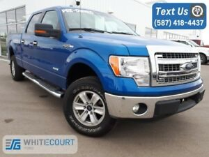 2014 Ford F-150 XLT XTR SUPERCREW BLUETOOTH TOW PACKAGE ECOBOOST