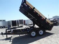 14K - 7 x 14 Commercial Dump Trailers *Canadian Made* TAX IN!