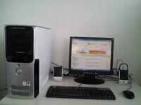 DELL Core 2 Duo PC Package