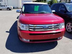 2009 FORD FLEX LIMITED A.W.D. 7 PASS OPULENCE BLACK FRIDAY SALE