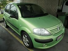 2003 Citroen C3 Exclusive Green 4 Speed Sports Automatic Hatchback Kippa-ring Redcliffe Area Preview
