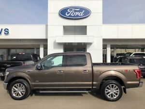 2016 Ford F-150 S/CREW LARIAT LOADED 68400KM