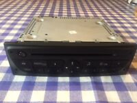 Car Stereo from 2010 Renault Clio