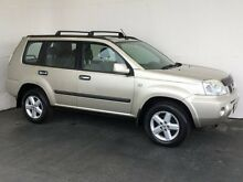 2006 Nissan X-Trail T30 II MY06 ST-S X-Treme Gold 5 Speed Manual Wagon Mount Gambier Grant Area Preview