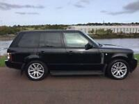 2012 62 LAND ROVER RANGE ROVER 4.4 TDV8 WESTMINSTER 5D AUTO 313 BHP DIESEL