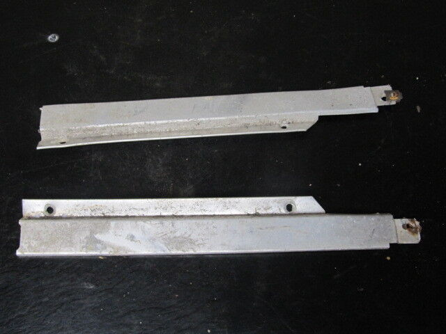1970 to 1975 Plymouth Duster Dodge Demon Dart Sport carpet sill plate rear set