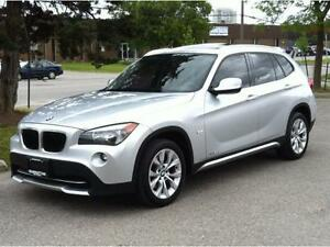 2012 BMW X1 28i X-DRIVE - BLUETOOTH|PANORAMIC|ONLY 77,000KM