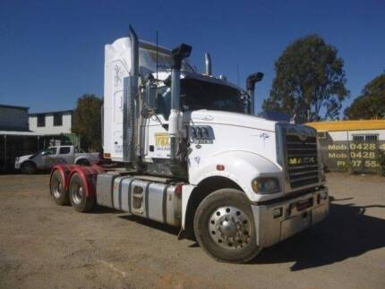 2012 Mack Trident MMHT 6 x 4 Prime Mover for Auction