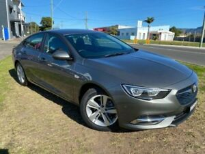 2018 Holden Commodore ZB LT Grey 9 Speed Automatic Liftback Dapto Wollongong Area Preview