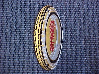 - Coker Tire Bike Badge Monster Cruiser Bike Badge Emblem