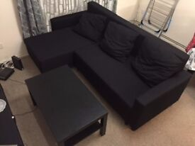 £270 Sofa Bed (with storage)