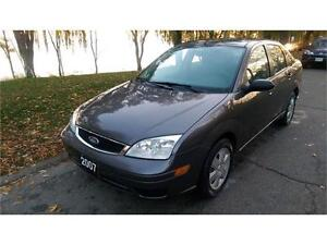 2007 FORD FOCUS, IMMACULATE CONDITION, NO RUST, ONLY 80,000 KM