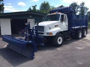 Sterling Automatic Dump Truck - $37,000 OBO