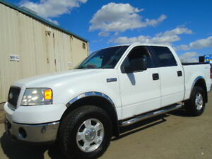 2006 Ford F-150 SuperCrew XLT--EXCELLENT RUNNING CONDITION
