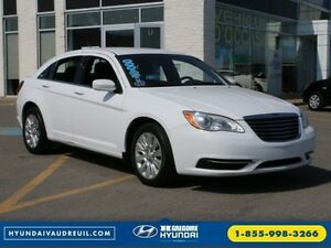 2012 Chrysler 200 LX AUTO A/C MAGS GR ELECT