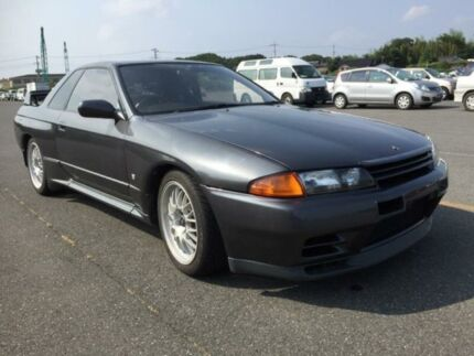 1993 Nissan Skyline V-spec GT-R Grey Manual Coupe Burwood Burwood Area Preview