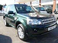 LAND ROVER FREELANDER 2.2 SD4 XS 5d AUTO 190 BHP NOW REDUCED BY £5 (green) 2011